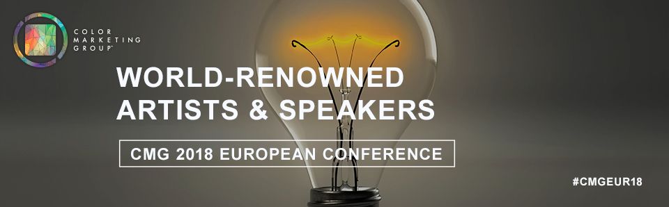 CMG 2018 European Artists and Speakers