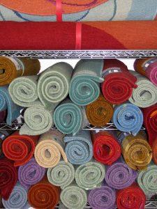 Carpets of Imagination