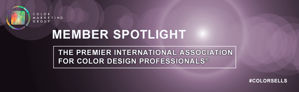 Color Marketing Group's Member Spotlight Banner