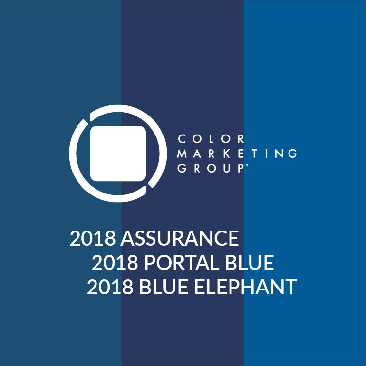 Color Alert Blue Elephant