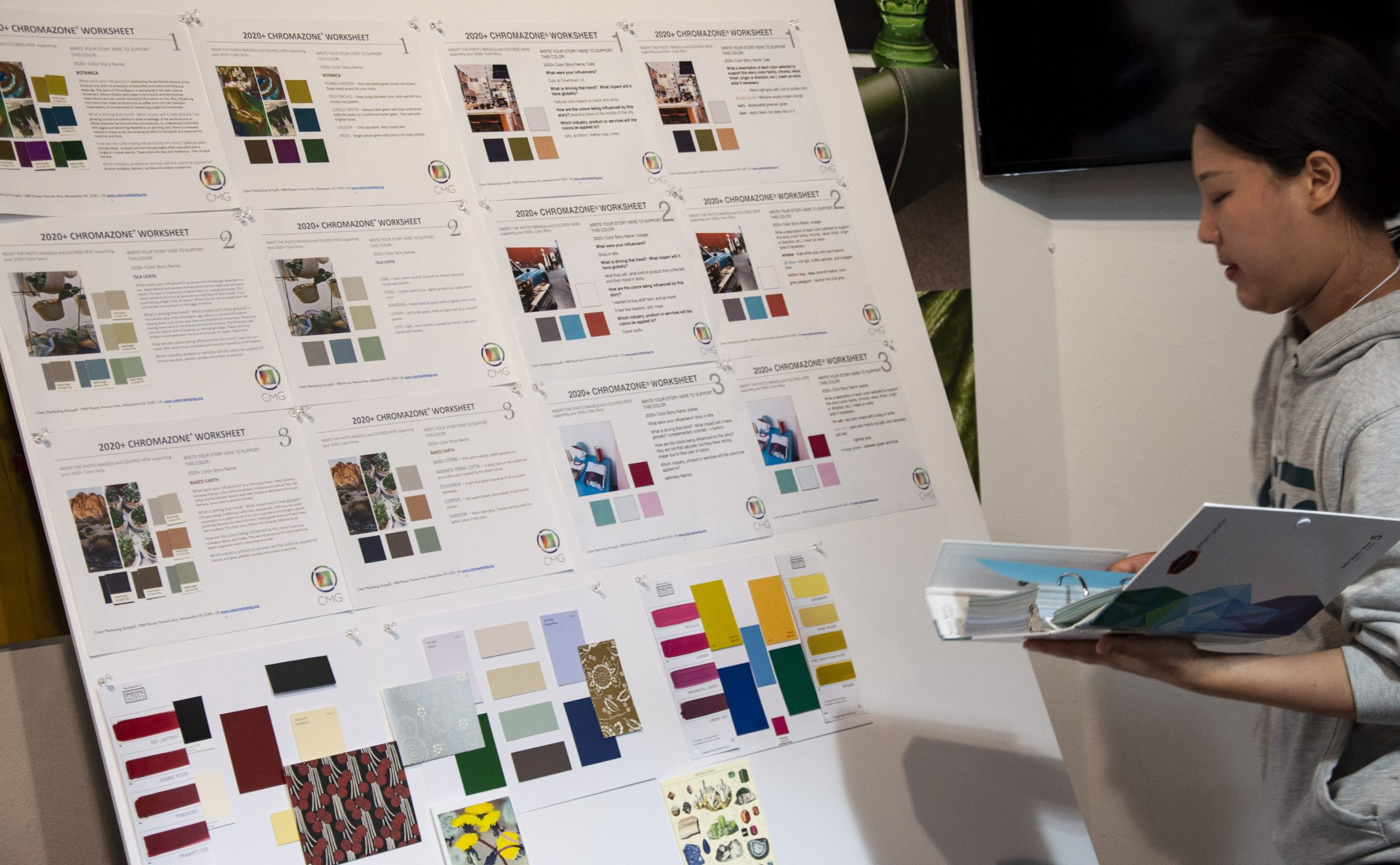 Color Forecasting at Art Center College of Design