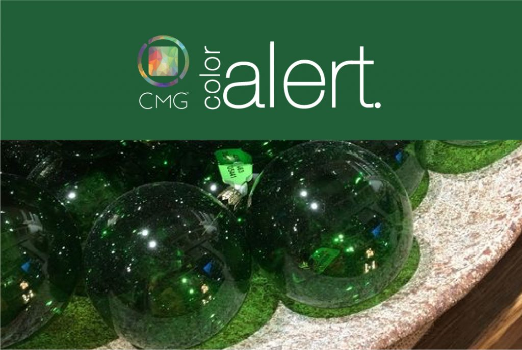 CMG August Color Alert Mi Jardin, Ever-Green