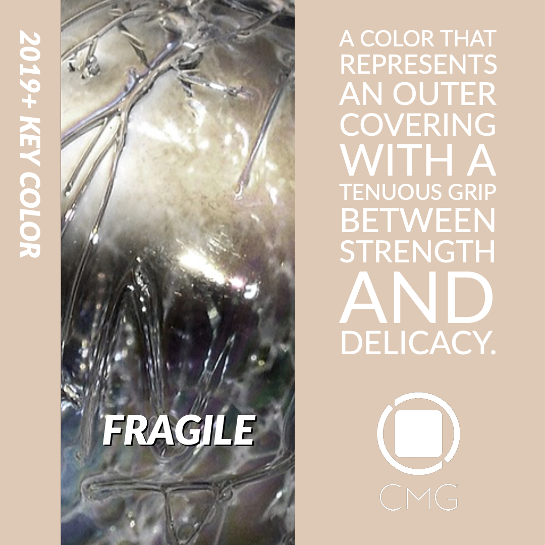 CMG Key Color 2019 Fragile