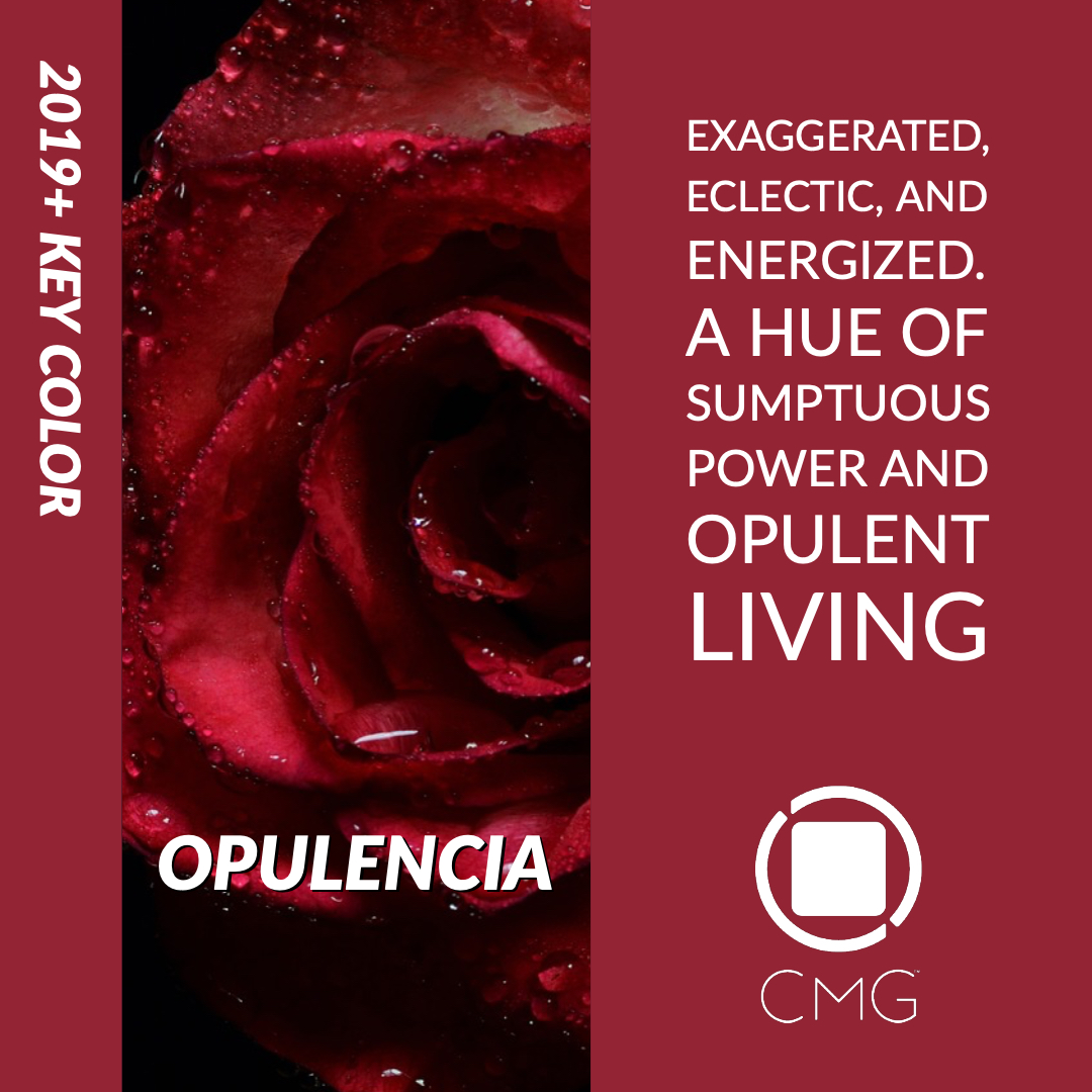 CMG 2019 Key Color Opulencia