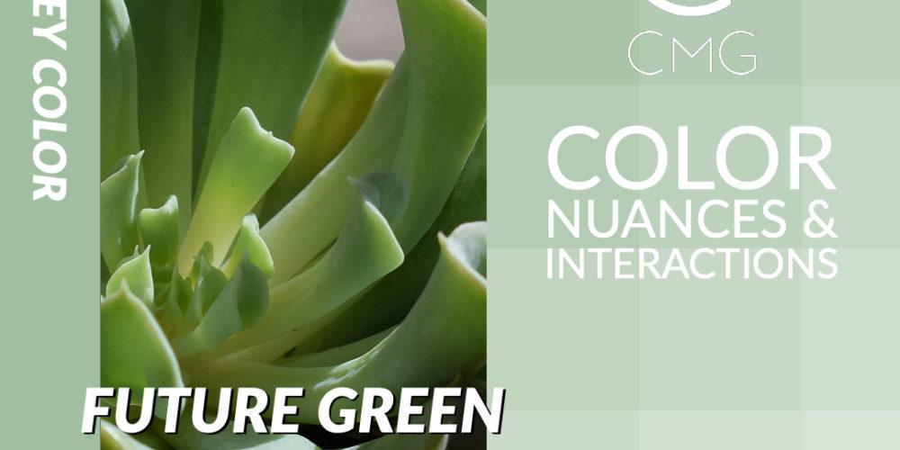 Future Green Color Exploration