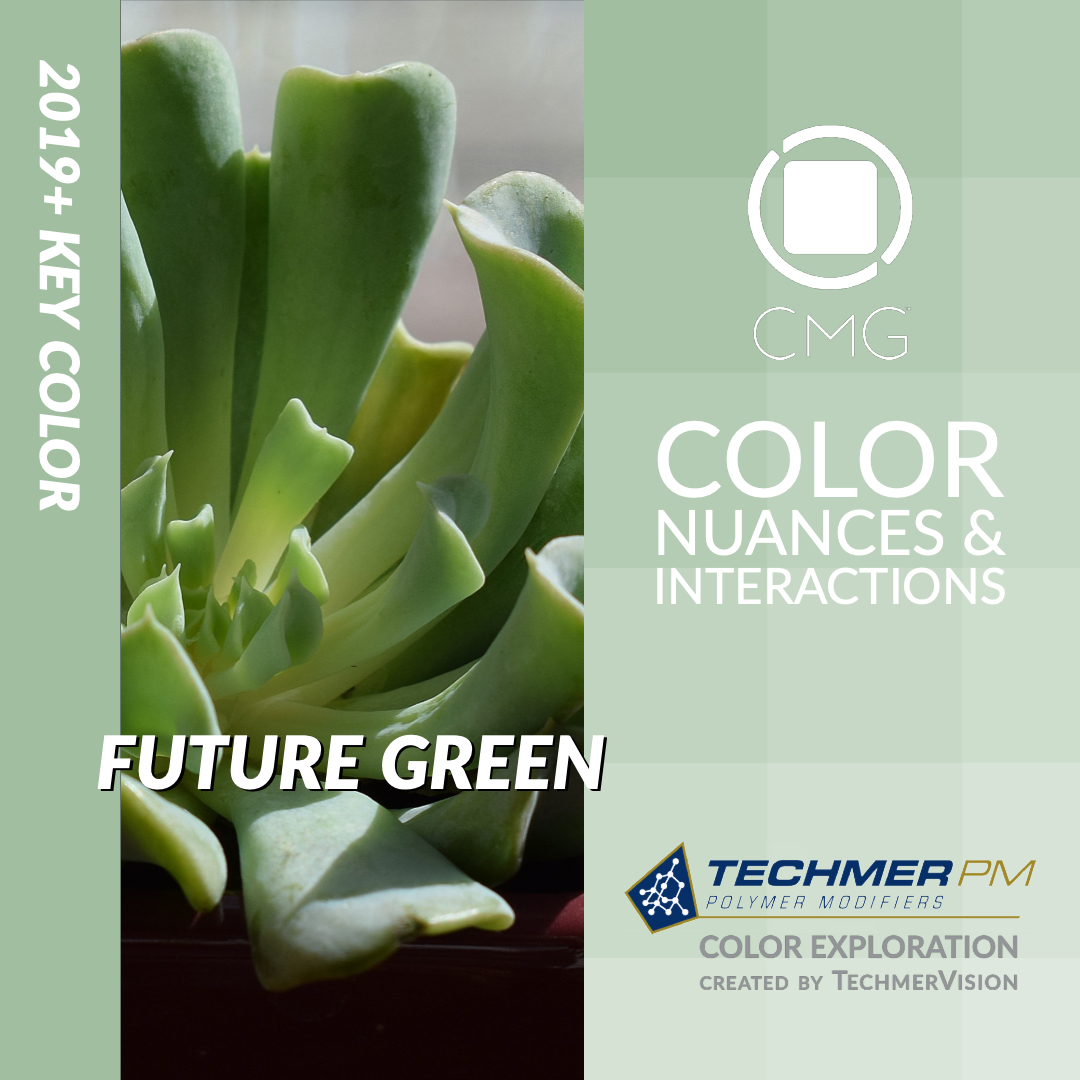 Future Green Color Exploration