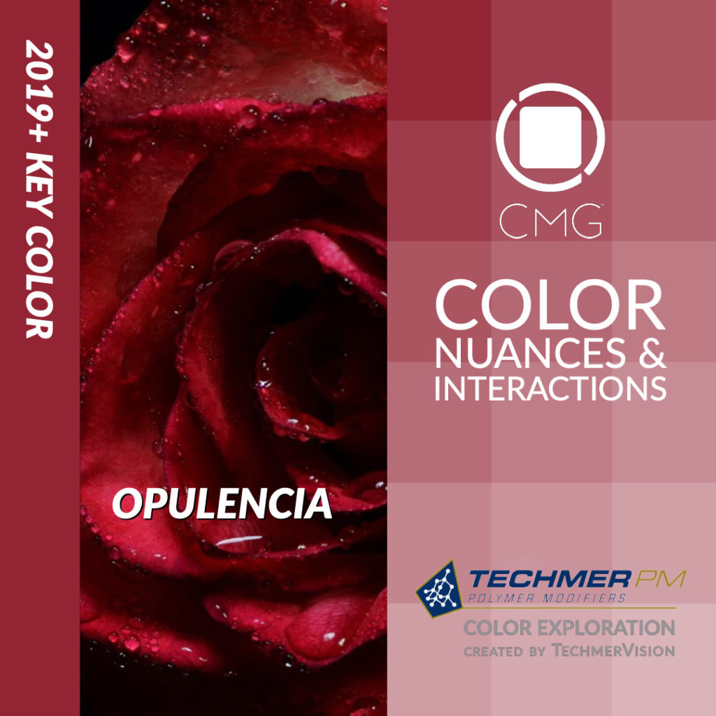 CMG 2019 Key Color Exploration Opulencia