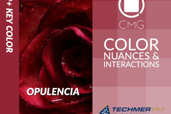 CMG 2019 Key Color Exploration Opulencia