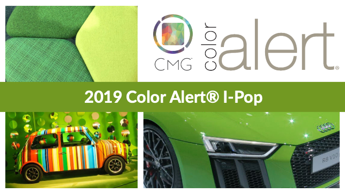 CMG Color Alert March 2019 I-Pop