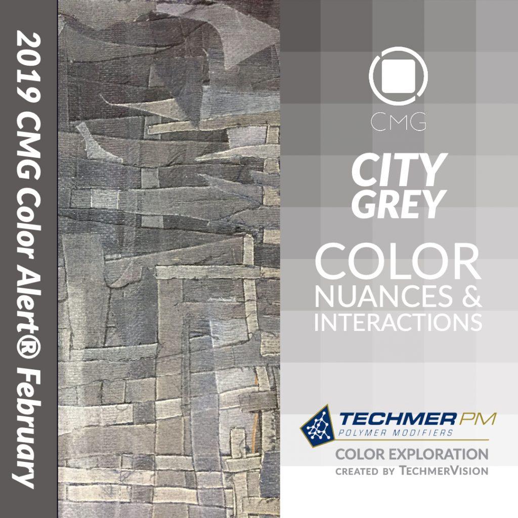 Color Exploration City Grey