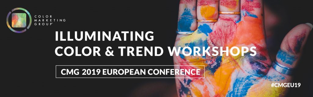 2019 European Conference Color Trend Workshops