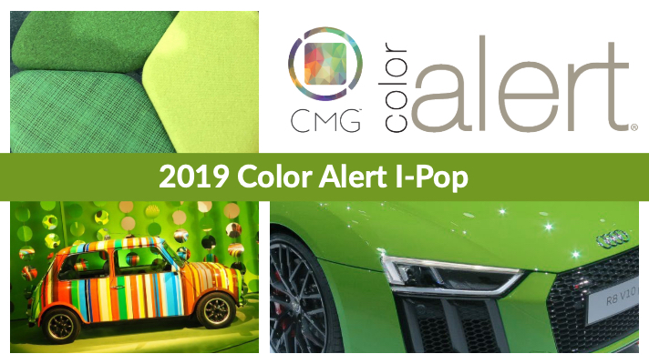 CMG Color Alert I-Pop