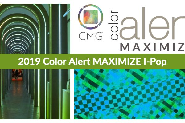 Color Alert Maximize March I-Pop