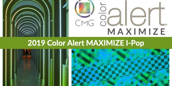 Color Alert Maximize March I-Pop