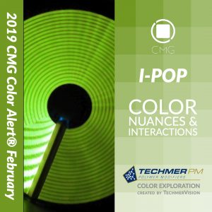 March Color Exploration I-Pop