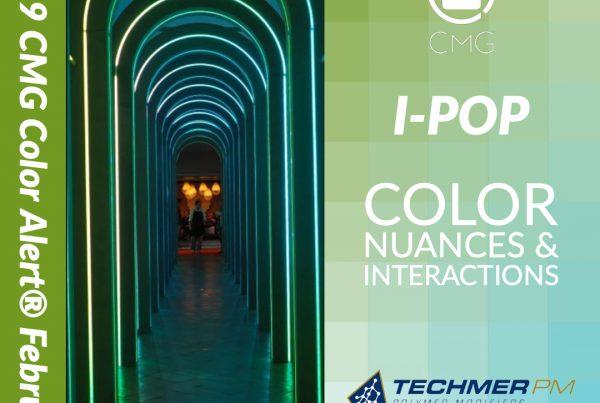 Color Alert March I-Pop Maximize Exploration