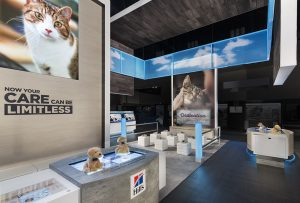 Hills Exhibits NAVC 2017 by 3D Exhibits