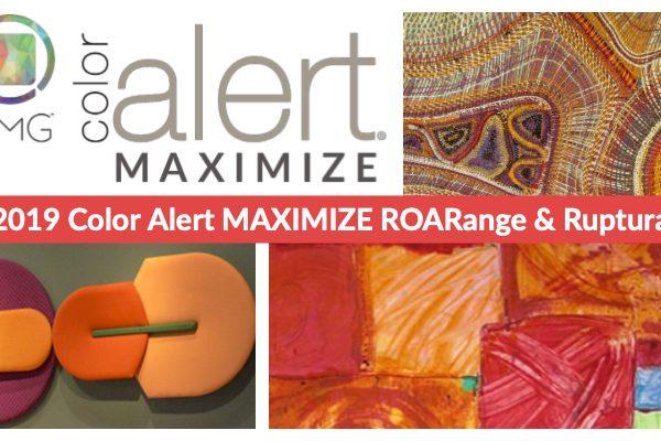 Color Alert® MAXIMIZE - ROARange and Ruptura