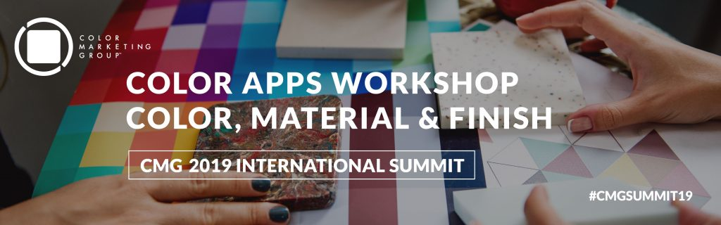 CMF trends Workshop International Summit