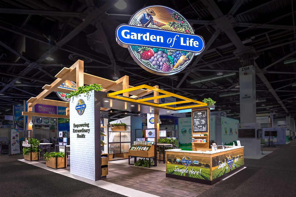 Garden of Life by 3D Exhibits
