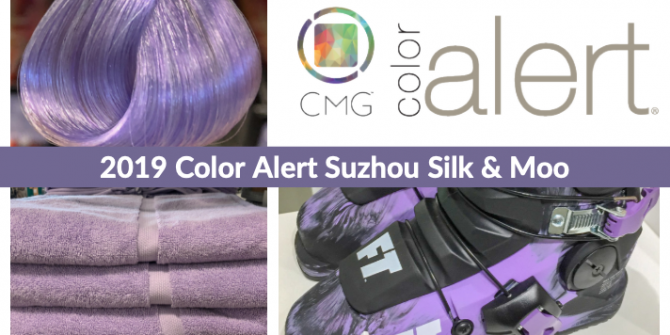 Color Alert Suzhou Silk and Moo