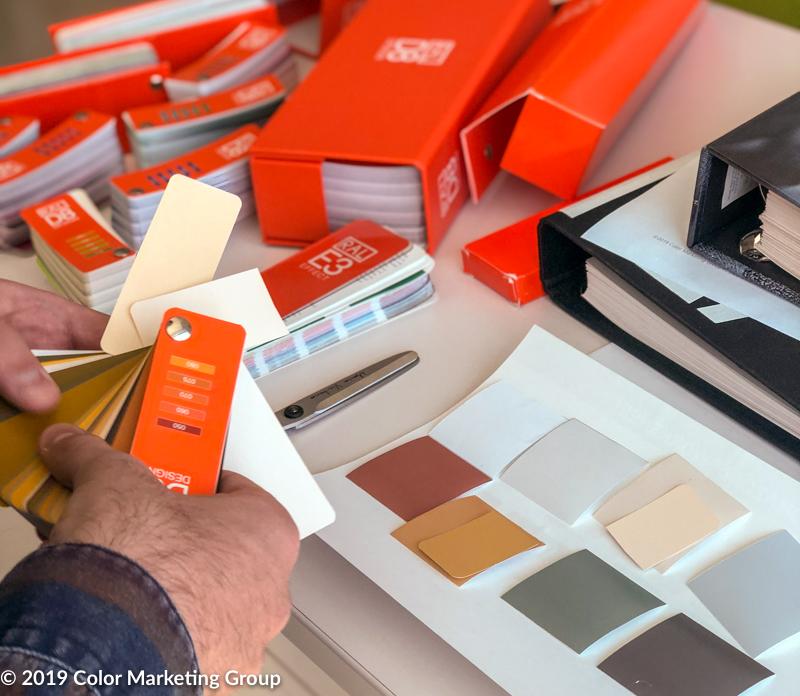 CMG Milan ChromaZone RAL Colour