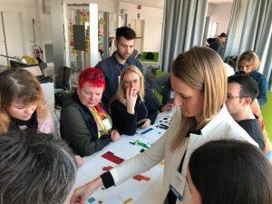 Color Marketing Group color forecasting workshop