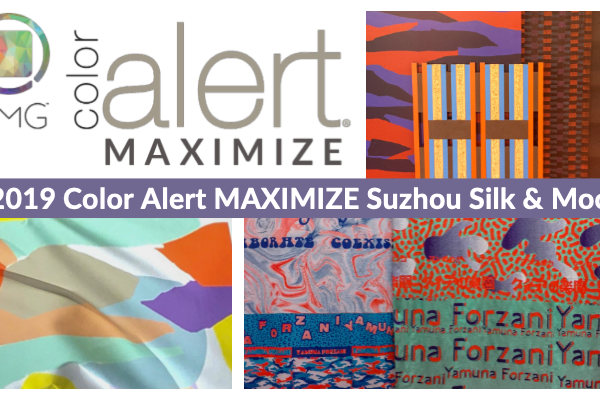 Color Alert MAXIMIZE Suzhou Silk and Moo