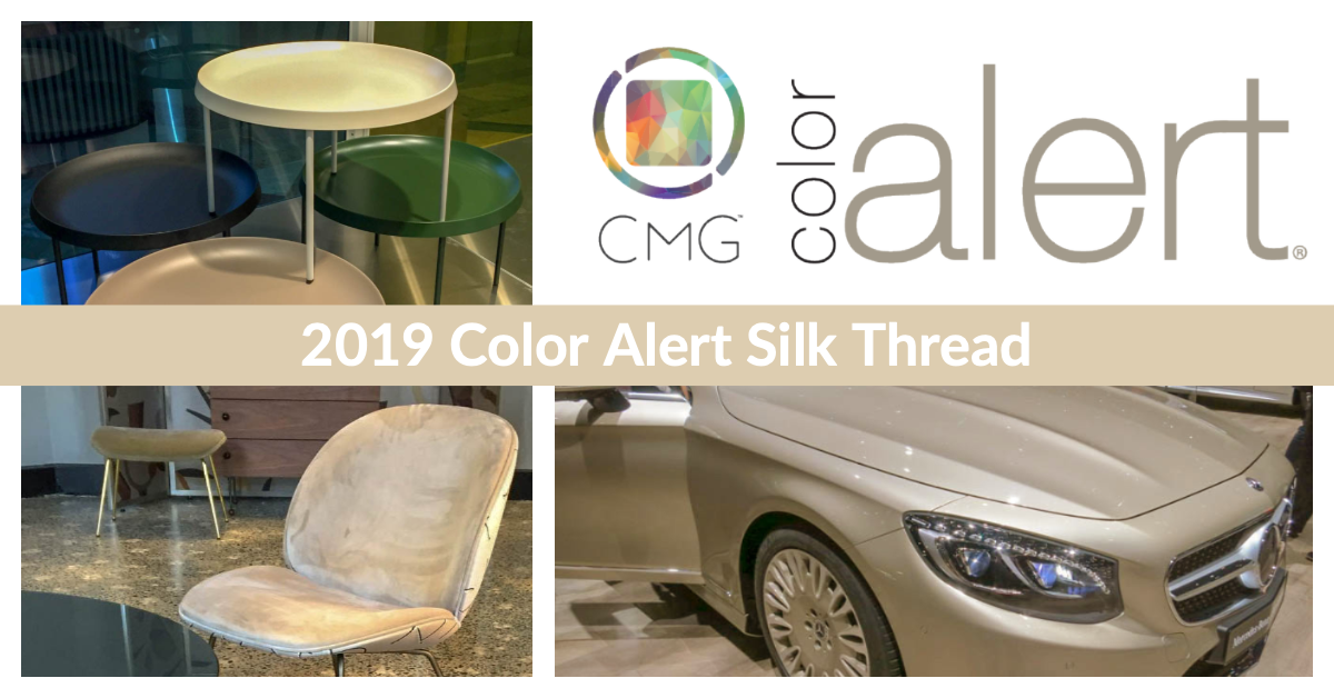 CMG COLOR ALERT JULY SILK THREAD