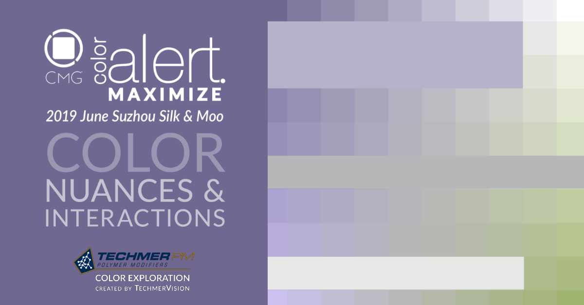 Suzhou Silk and Moo Color Alert Maximize Color Exploration
