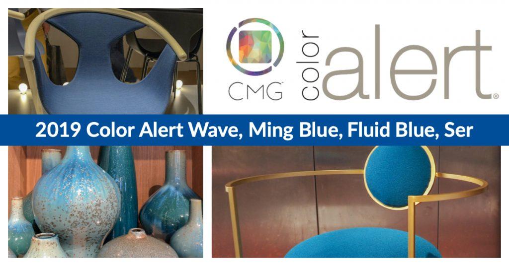 Color Alert Wave Ming Blue Fluid Blue Ser
