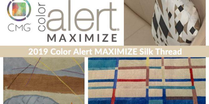 Color Alert Maximize Silk Thread