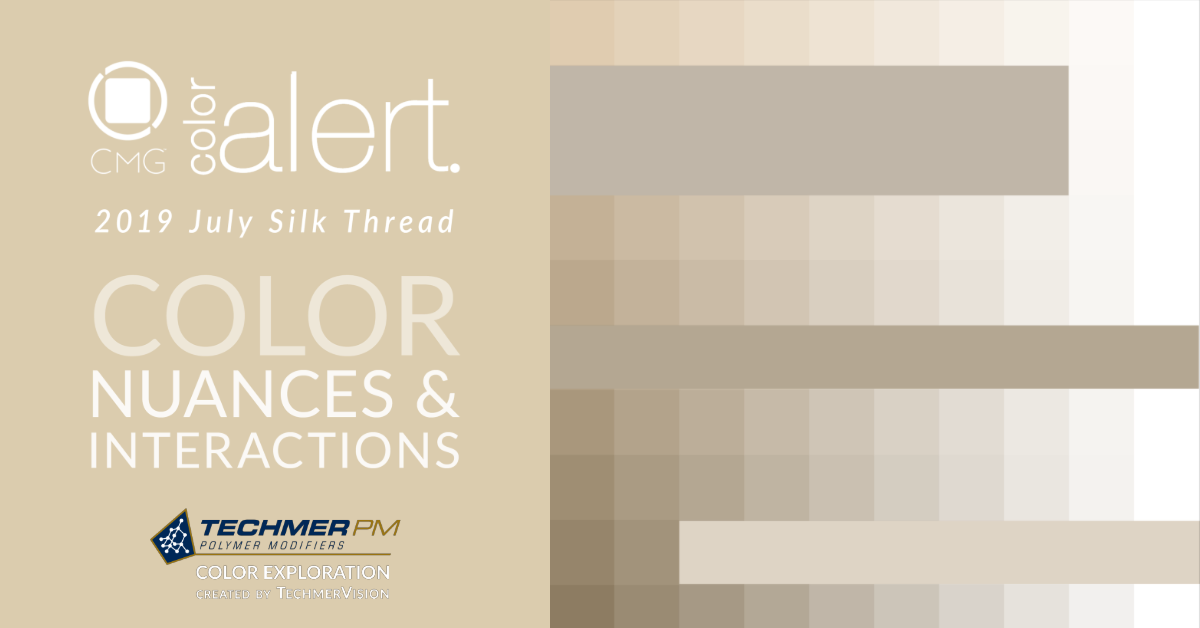 Color Exploration Silk Thread
