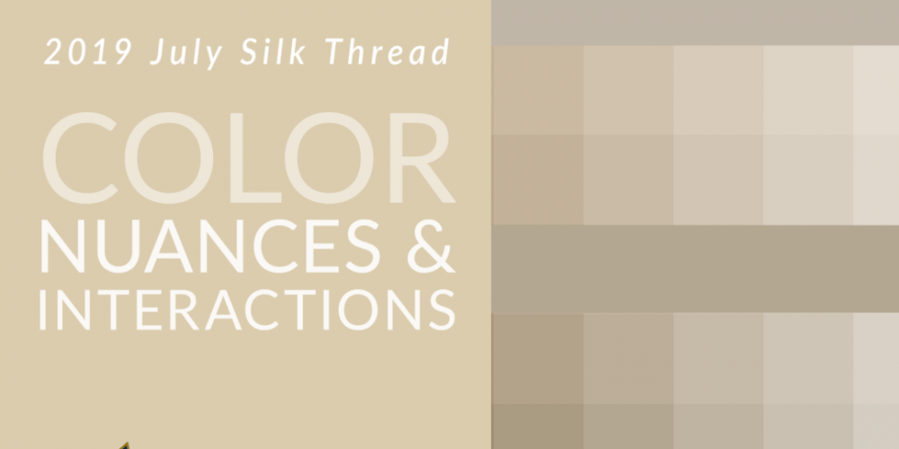 Color Exploration Silk Thread