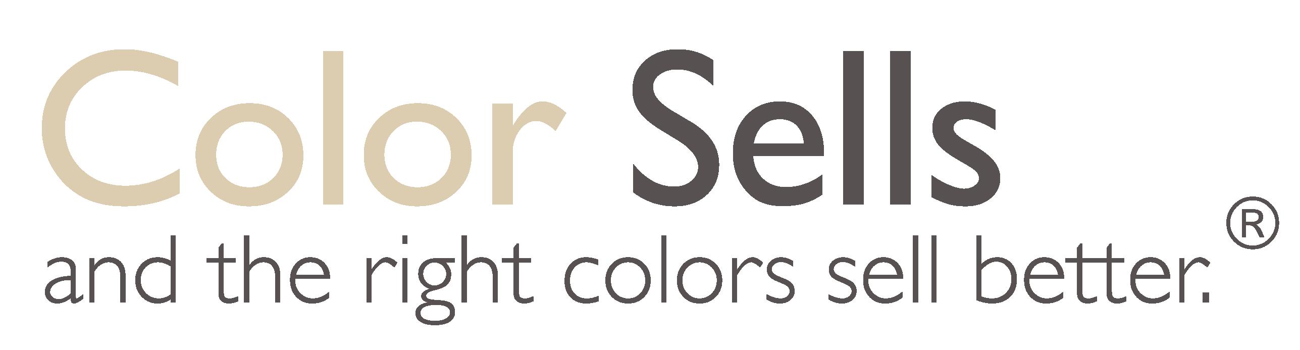 Color Sells Logo