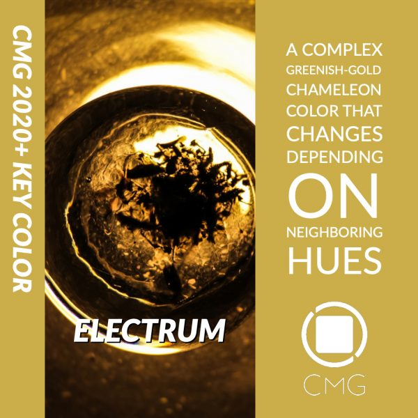CMG 2020 Key color Electrum
