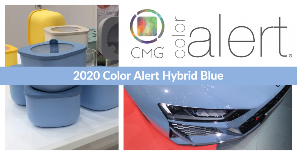 CMG Color Alert Hybrid Blue