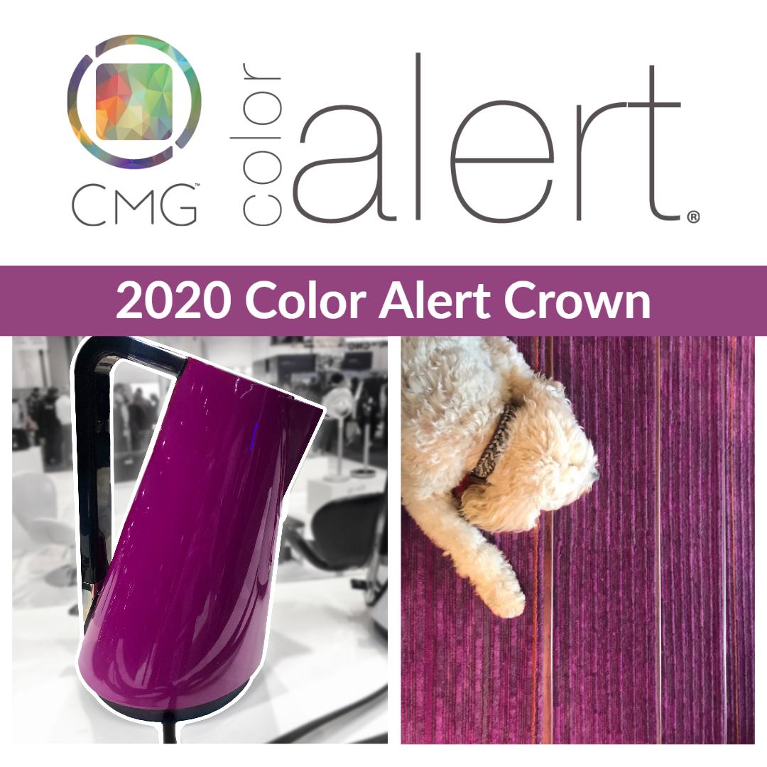 March 2020 CMG Color Alert Crown