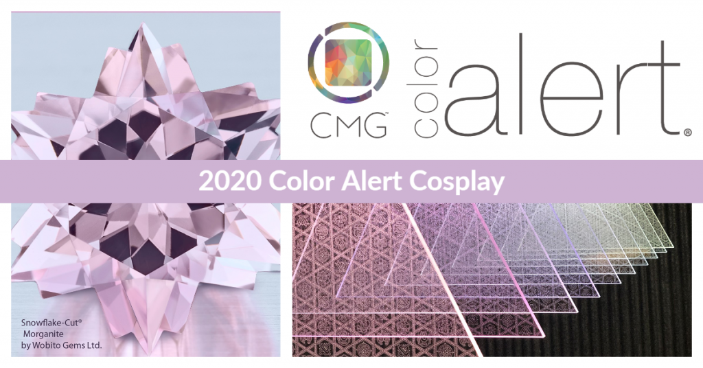 CMG May Color Alert Cosplay
