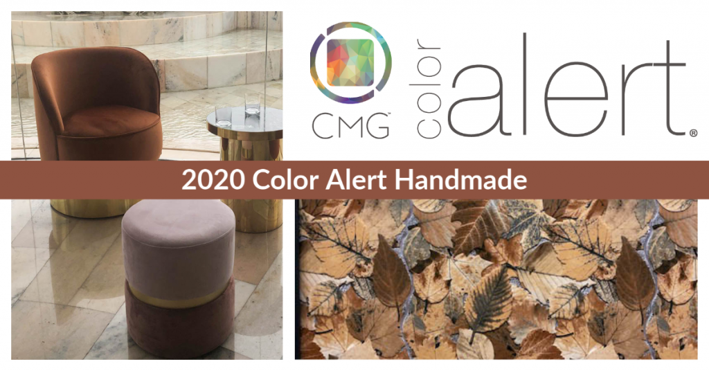 CMG Color Alert August Handmade