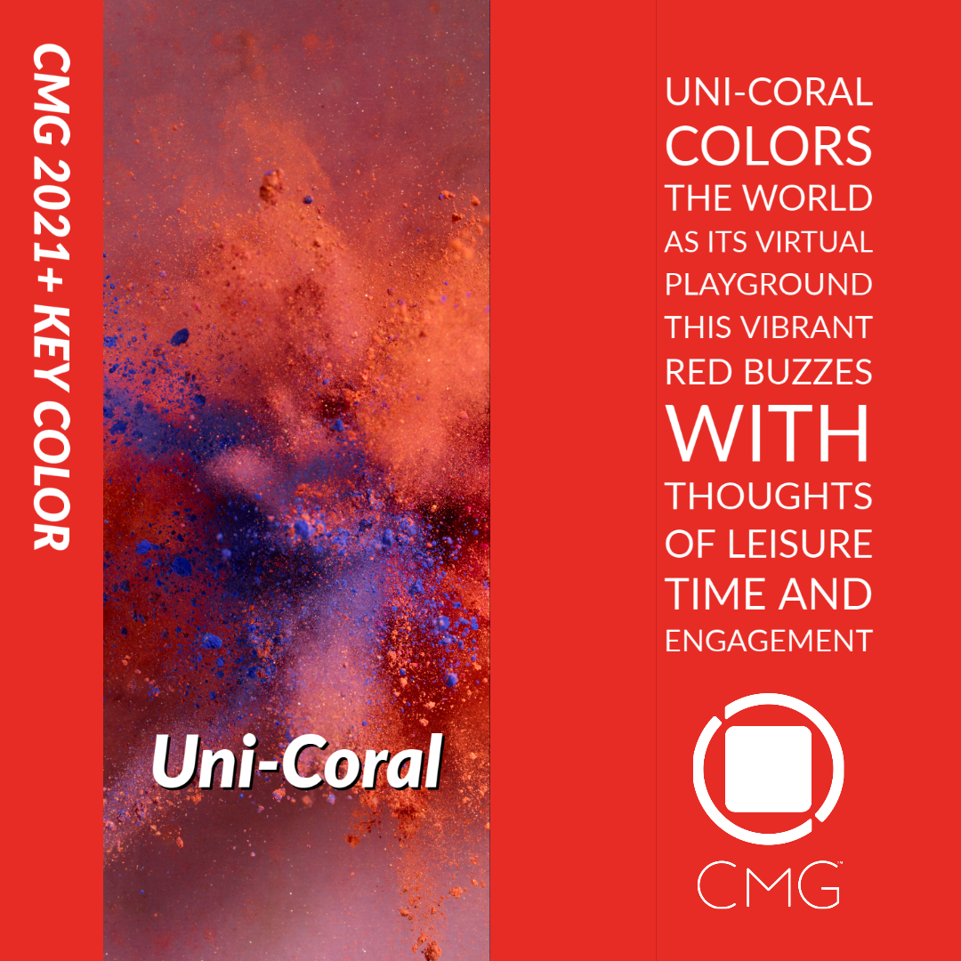 CMG 2021 Key Color Uni-Coral